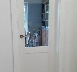 Drzwi drewniane Barański