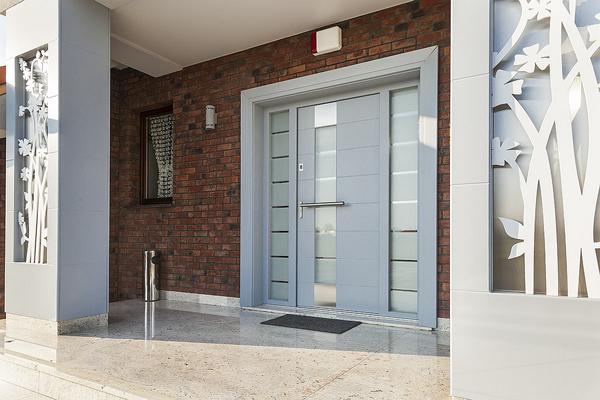 drzwi wejsciowe oscieznica regulowana