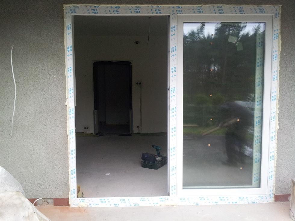 drzwi balkonowe z montażem w słupsku