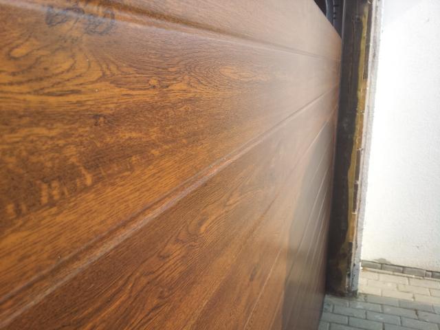 brama garażowa z montażem słupsk