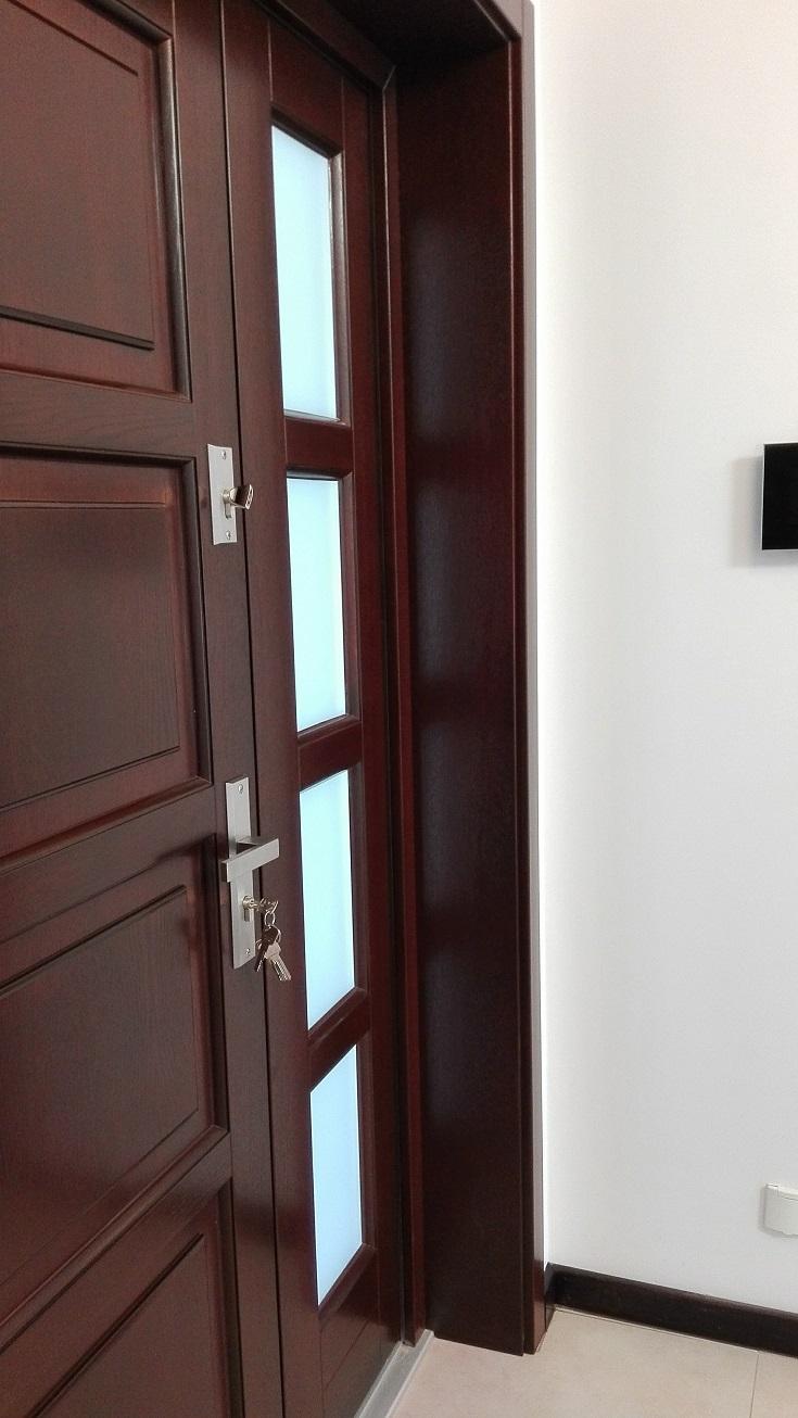 Slupsk drzwi drewniane zewnetrzne