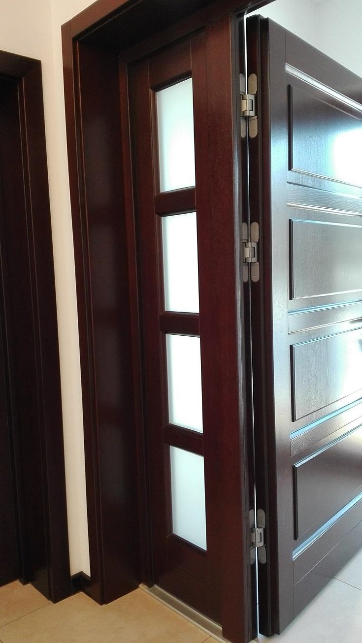 drzwi zewnętrzne bezprzylgowe słupsk