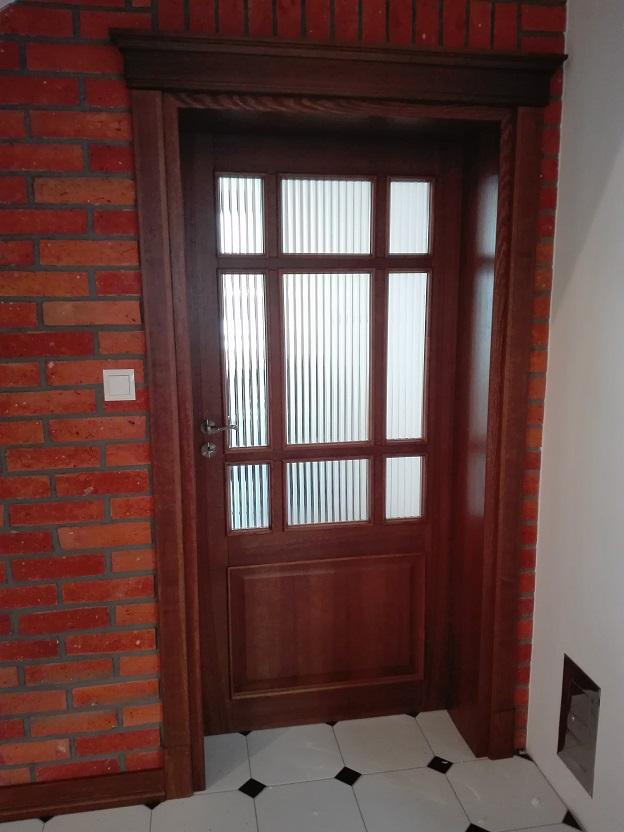 słupsk drzwi drewniane certyfikowany montaż