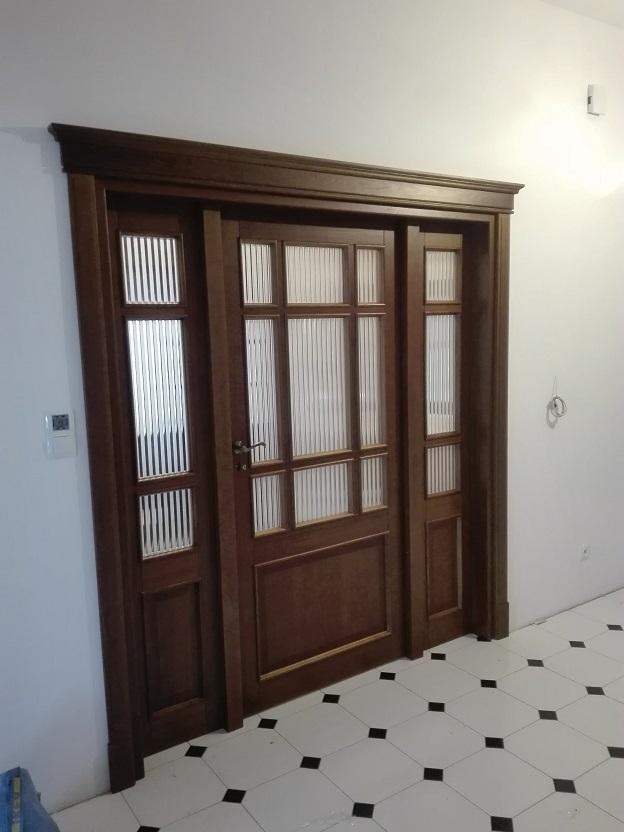 dobre drzwi drewniane słupsk