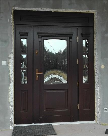 słupsk montaż drzwi wejściowych